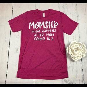 Momster tee